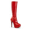TEEZE-2000 Red Stretch Patent